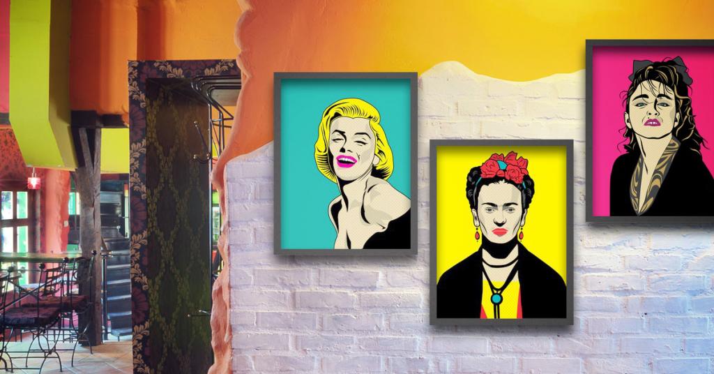 Você Sabe O que é Pop Art?
