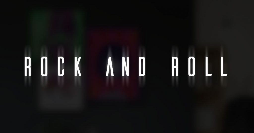 Nós Gostamos de Rock, e Você?