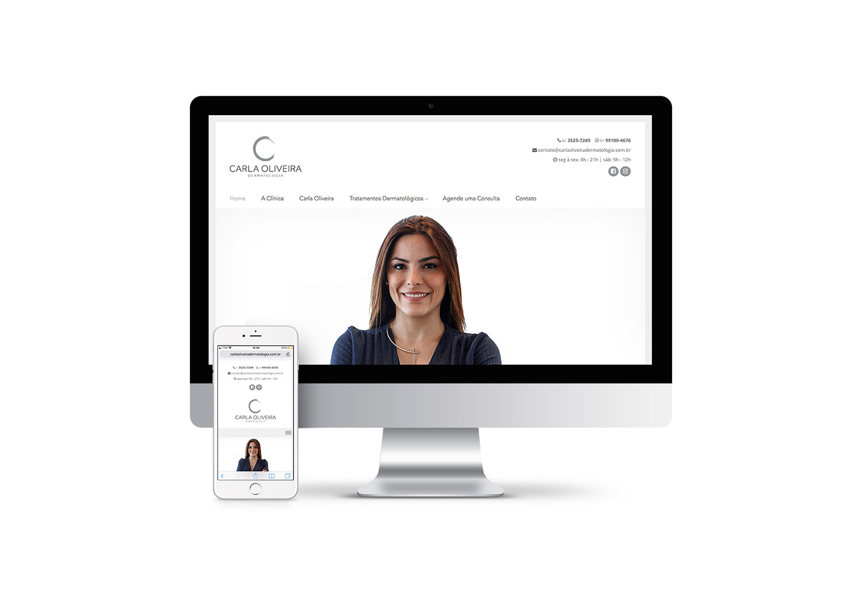 Carla Oliveira Dermatologia